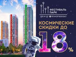 ЖК «Фестиваль Парк» Квартиры с отделкой от 6 млн рублей!